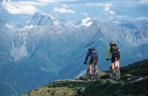 Mountainbike Fiss Ladis